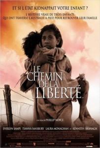 """Affiche du film """"Le Chemin de la liberté"""""""