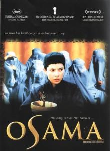 "Affiche du film ""Osama"""