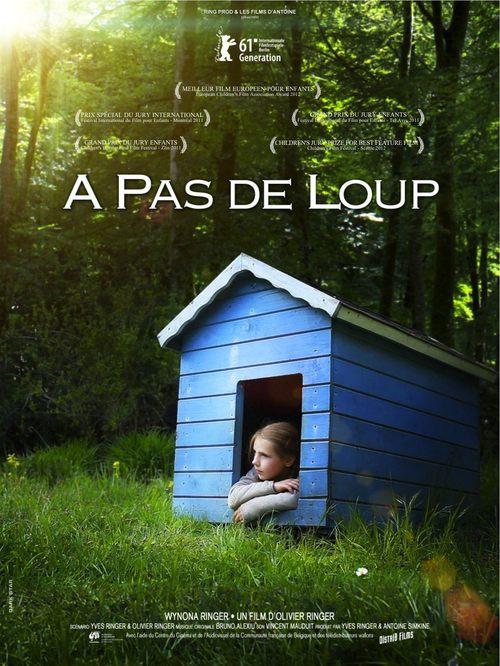 """Affiche du film """"A Pas de Loup"""""""