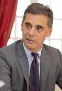 M le préfet Dominique Sorain
