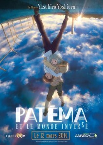 """Affiche du film """"Patéma et le monde inversé"""""""