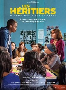 """Affiche du film """"Les Héritiers"""""""