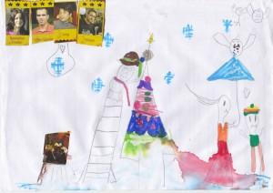dessin d'enfants ecranjeune