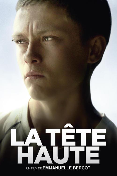 """Affiche du film """"La Tête haute"""""""