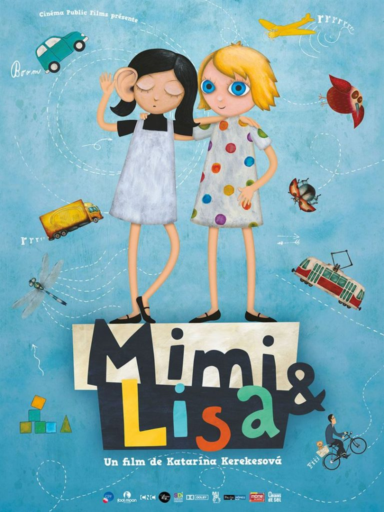 Mimi et Lisa
