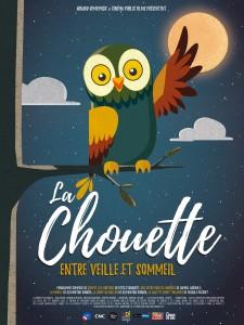 """Affiche du film """"La Chouette"""""""