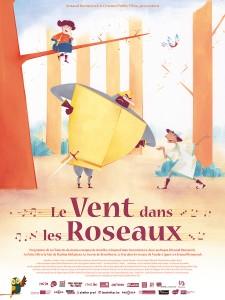 """Affiche du film """"Le Vent dans les Roseaux"""""""
