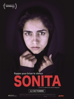 "Affiche du film ""Sonita"""