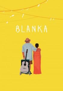 "Affiche du film ""Blanka"""