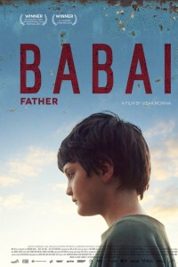 "Affiche du film ""Babai"""