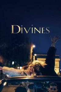 "Affiche du film ""Divines"""