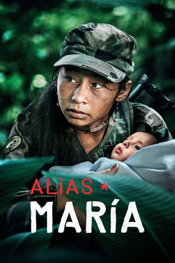 "Affiche du film ""Alias María"""
