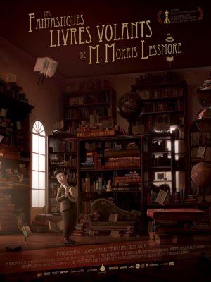 """Affiche du film """"Les Fantastiques livres volants de M. Morris Lessmore"""""""