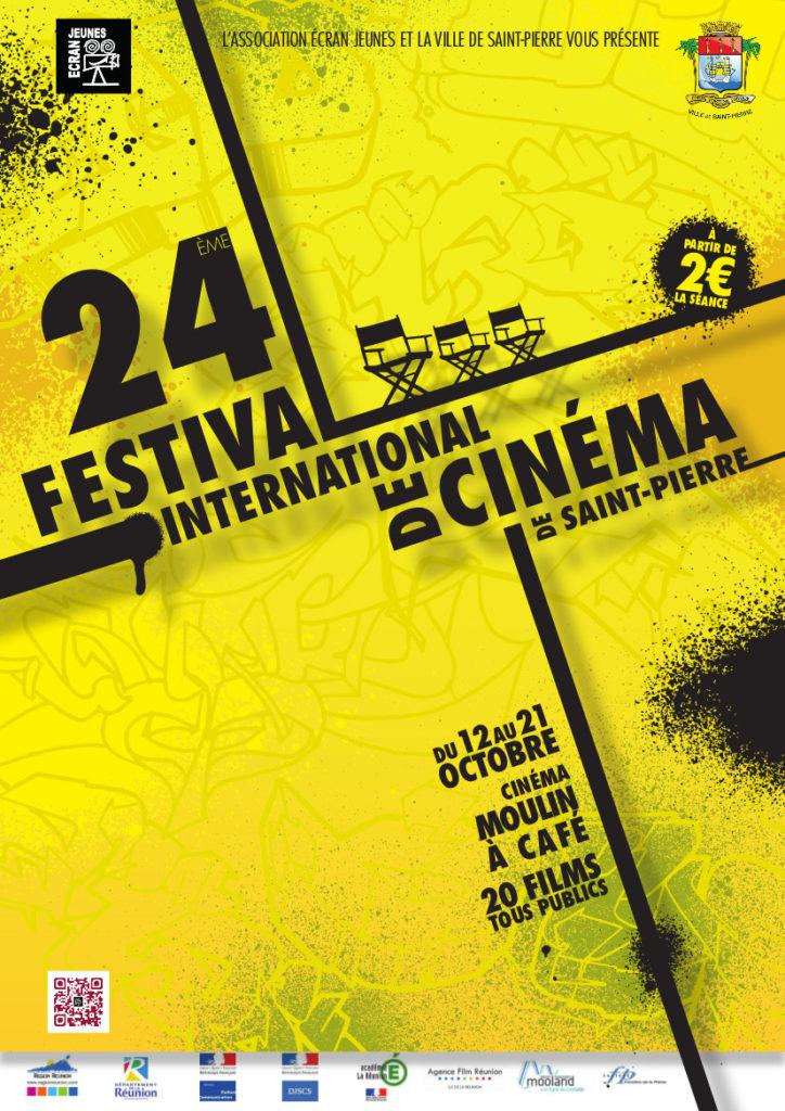 Affiche du 24ème festival