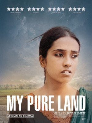"Affiche du film ""My Pure Land"""