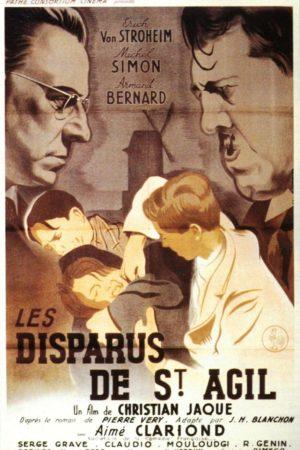 """Affiche du film """"Les disparus de Saint-Agil"""""""