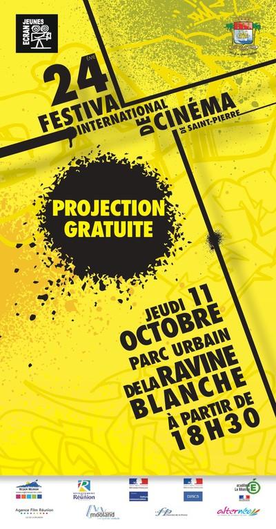 Projection gratuite de courts-métrages d'animation ce jeudi 11 octobre au Parc Urbain de la Ravine Blanche