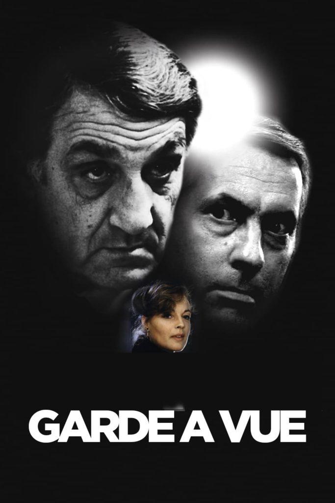 "Affiche du film ""Garde à vue"""