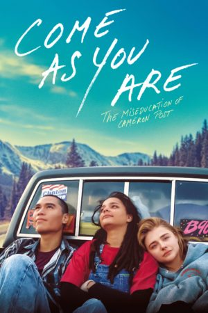 "Affiche du film ""Come As You Are"""