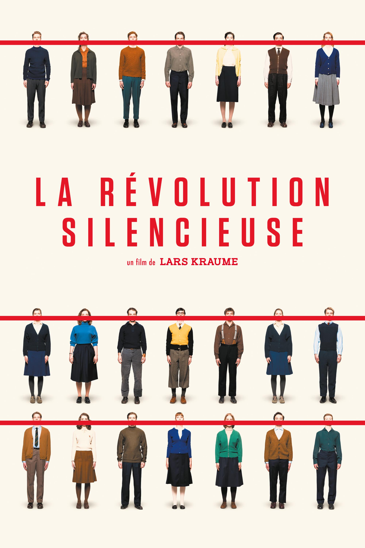 """Affiche du film """"La révolution silencieuse"""""""