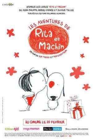 """Affiche du film """"Les Aventures de Rita et Machin"""""""