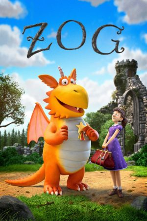"""Affiche du film """"Zébulon, le dragon"""""""