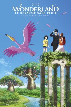 """Affiche du film """"Wonderland, le royaume sans pluie"""""""