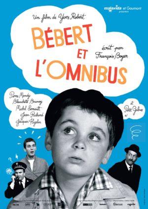 """Affiche du film """"Bébert et l'omnibus"""""""