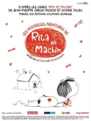 """Affiche du film """"Les Nouvelles aventures de Rita et Machin"""""""