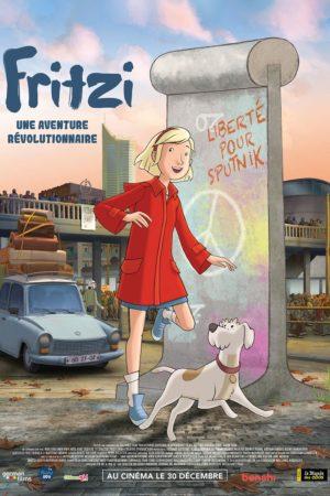 "Affiche du film ""Fritzi"""